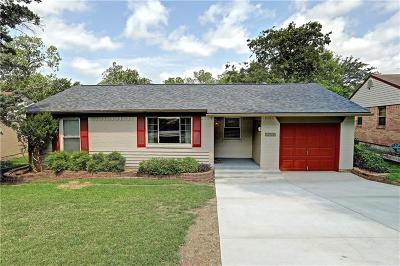 Farmers Branch Single Family Home For Sale: 2651 Springvale Drive