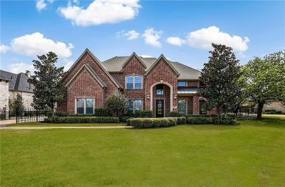 Southlake, Westlake, Trophy Club Single Family Home For Sale: 601 Coyote Road
