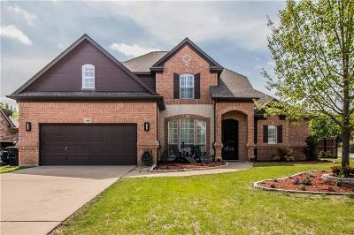 Grapevine Single Family Home For Sale: 909 Homestead Lane