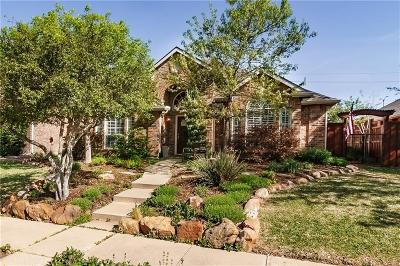 Frisco Single Family Home Active Contingent: 11608 Wingfield Lane