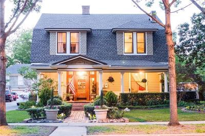 Dallas Single Family Home For Sale: 4715 Swiss Avenue