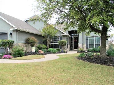 Denton Single Family Home For Sale: 9704 Grandview Drive