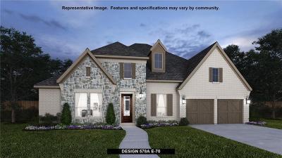 Prosper Single Family Home For Sale: 4111 Paddock Lane
