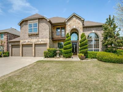 McKinney Single Family Home Active Option Contract: 7100 Mornington Drive