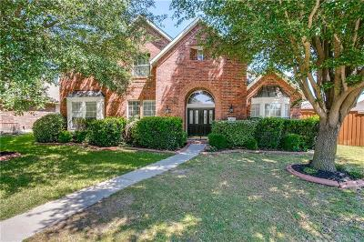 Plano Single Family Home For Sale: 3633 Capstone Lane