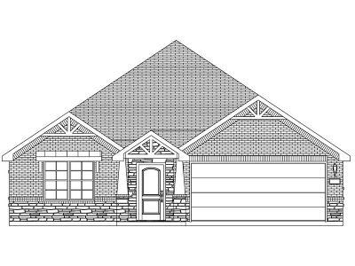 Ennis Single Family Home For Sale: 1706 Jupiter Lane
