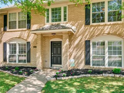 Highland Village Single Family Home For Sale: 824 Silverthorne Trail