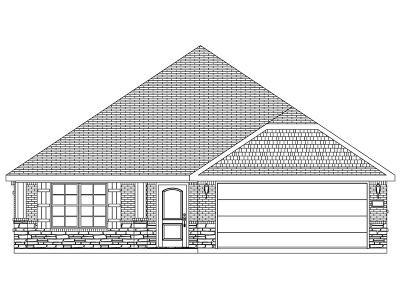 Ennis Single Family Home For Sale: 205 Baker Drive