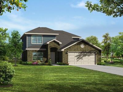 Ennis Single Family Home For Sale: 1502 Golden Spike Drive