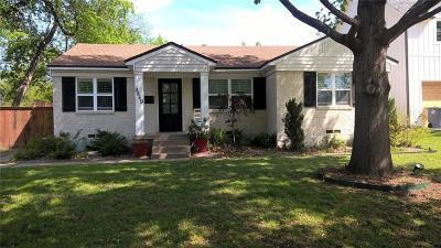 Single Family Home For Sale: 3849 Van Ness Lane