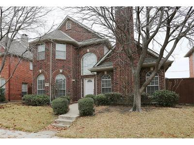 Coppell Residential Lease For Lease: 846 Cheshire Drive