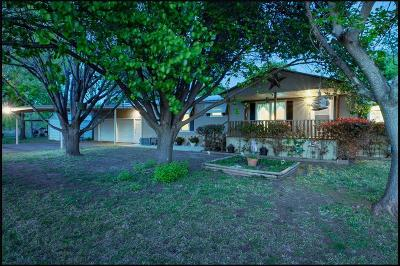 Brownwood Single Family Home For Sale: 105 County Road 563