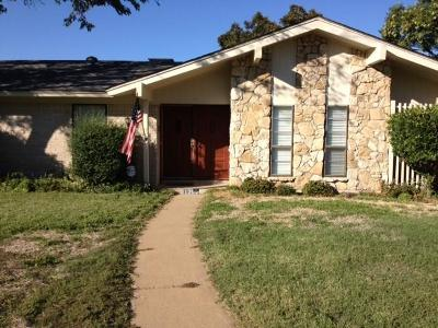 Richardson  Residential Lease For Lease: 1305 Grinnell Drive