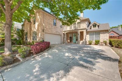 McKinney Single Family Home Active Option Contract: 2808 Whitetail Court