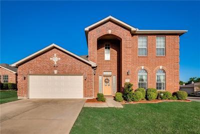 Denton Single Family Home For Sale: 6713 Corral Lane