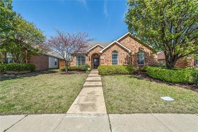 Mckinney Single Family Home Active Option Contract: 6108 Pine Ridge Boulevard
