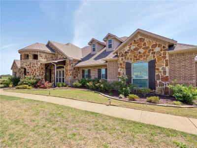 Rockwall Single Family Home Active Option Contract: 137 Livestock Drive
