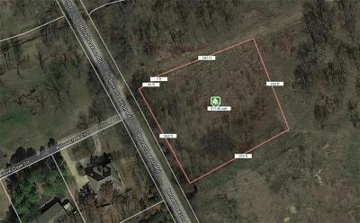 Mansfield Residential Lots & Land For Sale: 7621 Rendon Bloodworth Road