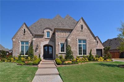 Prosper Single Family Home For Sale: 4450 Woodbine Lane