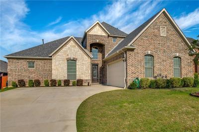Denton Single Family Home For Sale: 5008 Ricks Road