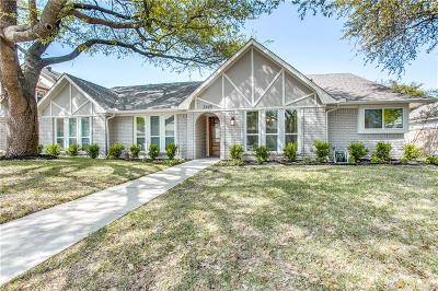Garland Single Family Home For Sale: 3449 Heather Hill Drive
