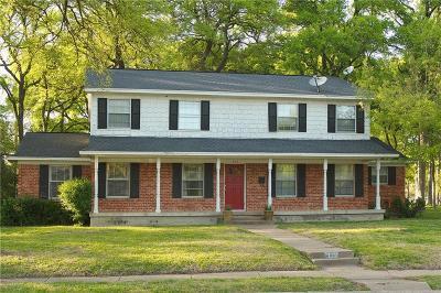 Garland Single Family Home For Sale: 403 W Rio Grande Street