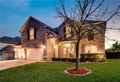 Celina Single Family Home Active Option Contract: 2701 Old Stables Drive