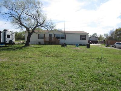 Azle Single Family Home For Sale: 238 Overland Trail