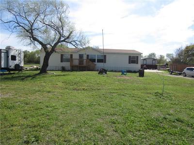 Briar Oaks Ranchett Single Family Home For Sale: 238 Overland Trail