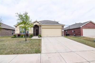 Van Alstyne Single Family Home For Sale: 1509 Asbury Drive