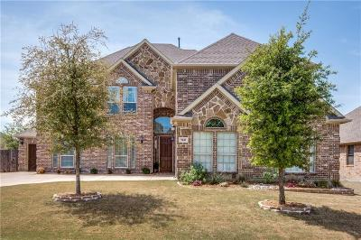 Prosper Single Family Home Active Option Contract: 760 Arrowhead Drive