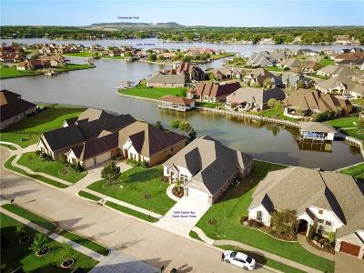 Parker County, Tarrant County, Hood County, Wise County Single Family Home For Sale: 1504 Pebble Bay Court