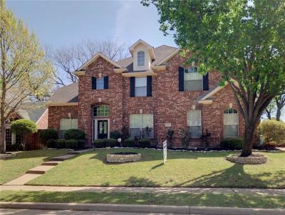 Rowlett Single Family Home Active Contingent: 3009 Westshore Drive