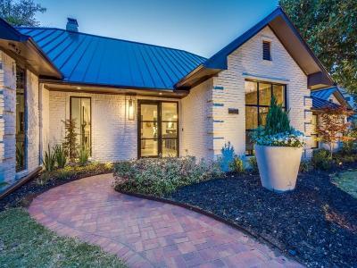 Single Family Home For Sale: 11705 Parwen Drive