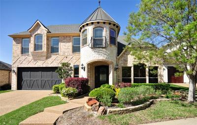 Garland Single Family Home For Sale: 805 Winterwood Court