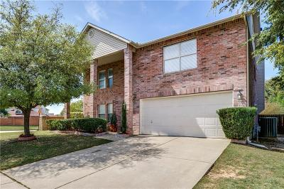 Haltom City Single Family Home Active Option Contract: 5332 Chessie Circle