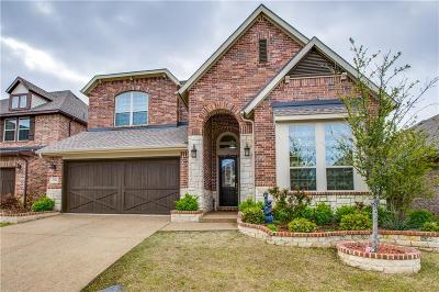 Lewisville Single Family Home For Sale: 2904 N Umberland Drive