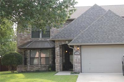 Frisco Single Family Home Active Option Contract: 6707 White Oaks Lane