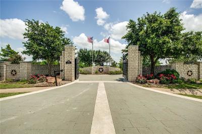 Johnson County Single Family Home For Sale: 7400 E Fm 916 E