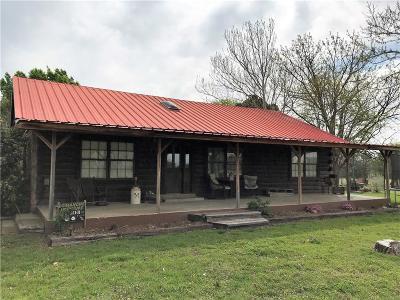 Comanche County Farm & Ranch For Sale: 400 Bull Run