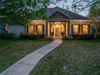 Rockwall Single Family Home Active Option Contract: 4740 Parkwood Drive