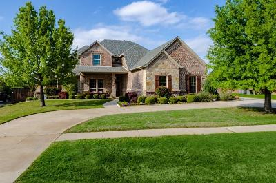 Keller Single Family Home Active Option Contract: 225 Harper Court