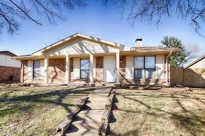 Lewisville Residential Lease For Lease: 717 Holly Oak Drive