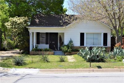 Single Family Home For Sale: 4005 Merrett Drive