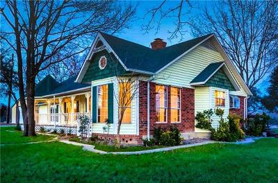 Caddo Mills Single Family Home For Sale: 2711 Private Road 2225