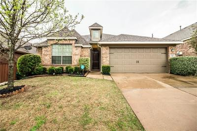 Sachse Single Family Home For Sale: 4104 Mustang Avenue