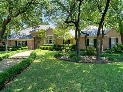 Fort Worth Single Family Home For Sale: 8924 Crest Ridge Drive