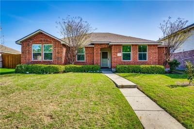 Wylie Single Family Home For Sale: 3002 Lake Terrace Drive