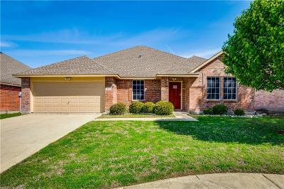 Wylie Single Family Home For Sale: 924 Marble Creek Drive