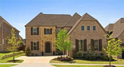 Frisco Single Family Home For Sale: 1015 Kettledrum Drive